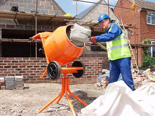 Что нужно для приготовления бетона