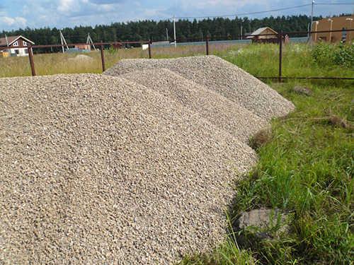 Смеси с применением песка