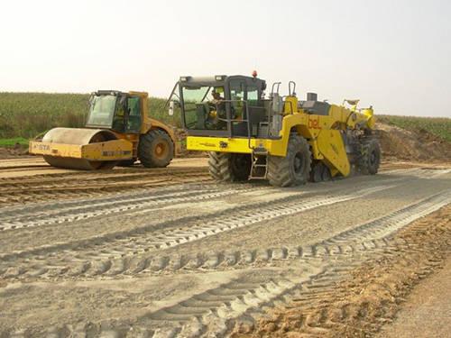 Песок для насыпной дороги