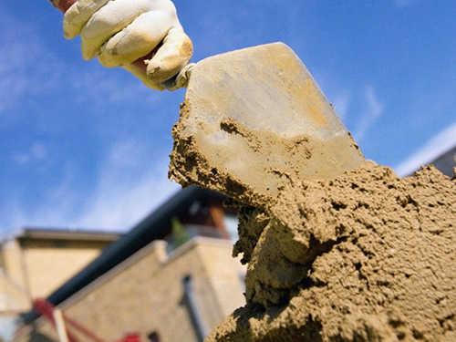 Где используется песок?